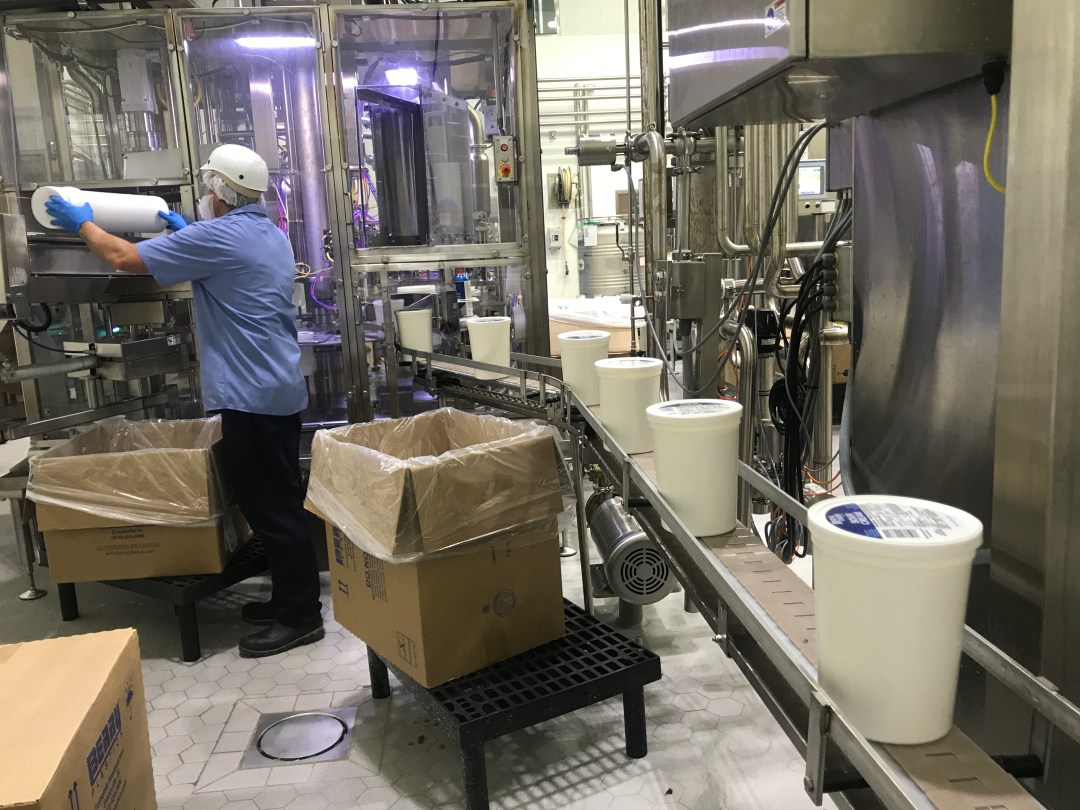 co packing yoghurt and sour cream capabilities from byrne dairy - Yoghurt & Sour Cream Manufacturing and Co- Packing Capabilities