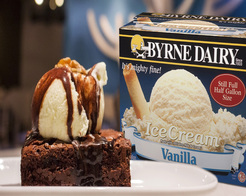 ice cream for sale vanilla ice cream from byrne dairy