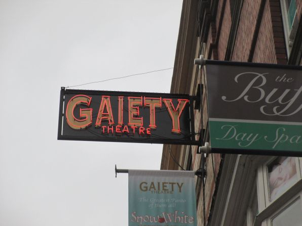 Hadn't We The Gaiety?