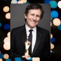 Gabriel Byrne at the IFTA Awards!