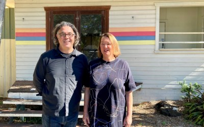 Fletcher Street Cottage Reopens to support Byron's Homeless