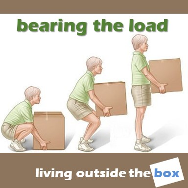 bearing the load