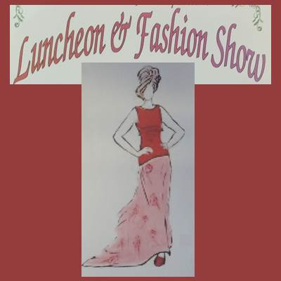 Luncheon fashion show