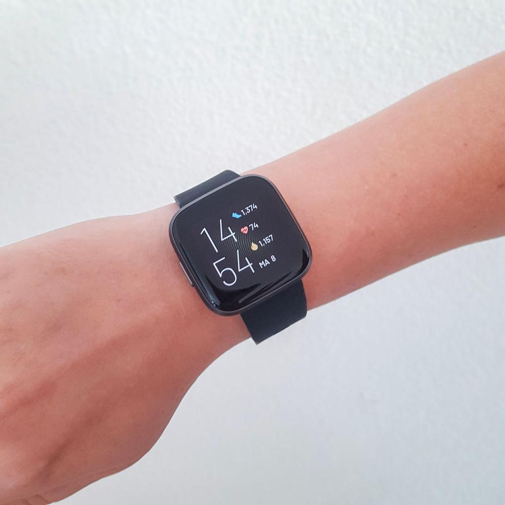 7 dagen lang mijn stappen bijhouden met mijn Fitbit Versa 2