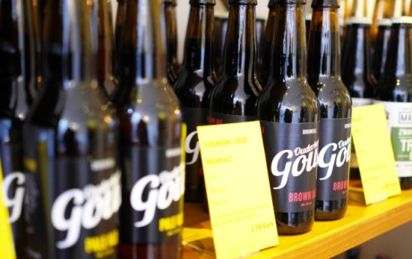 Bier shoppen bij Van Bieren