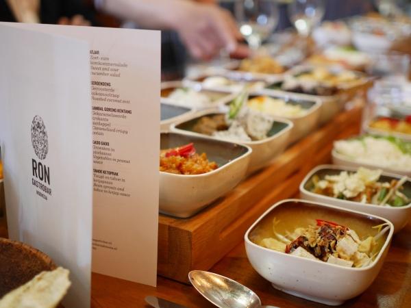 Ron Gastrobar Indonesia Ouderkerk Amstel restaurant