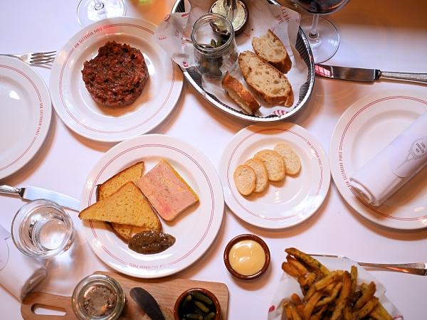 Ron Gastrobar Paris Amsterdam bistro Frans