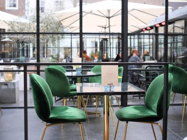 Restaurant Pause Pulitzer Amsterdam centrum