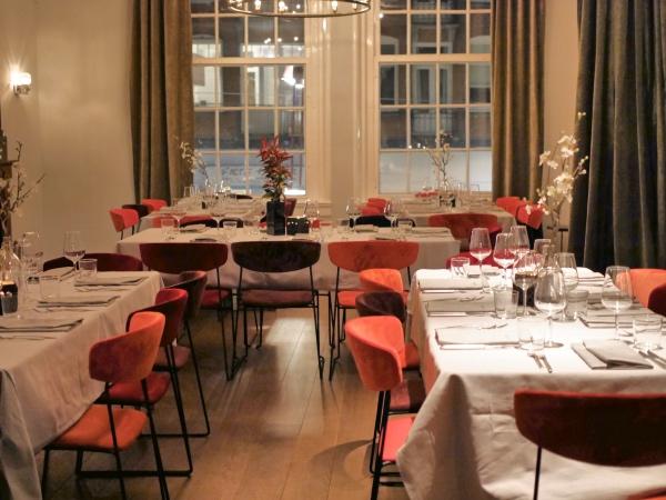 Restaurant Jacobsz Amsterdam diner