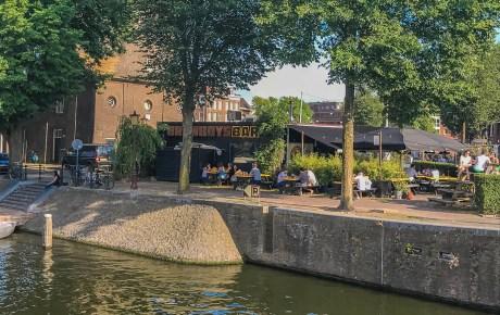 Brewboys Bar nieuwe bierbar in Amsterdam Oost