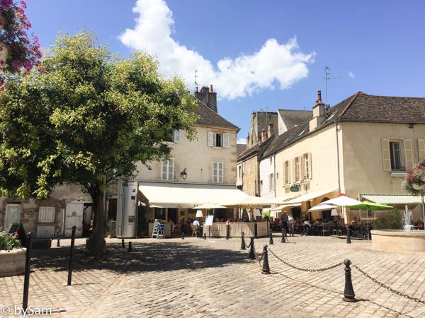 Beaune Bourgogne Frankrjk