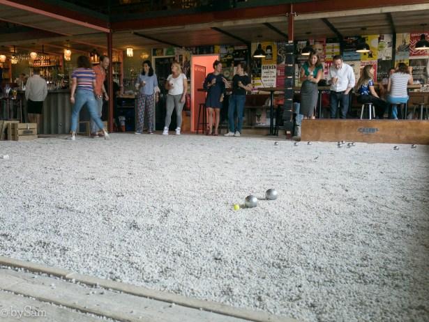jeu de boules Mooie Boules