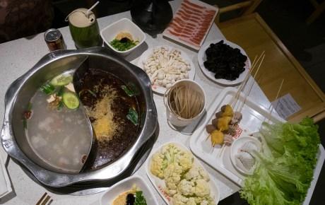 Chinees fonduen doe je bij Yuan's Hot Pot het allereerste hotpotrestaurant van Amsterdam