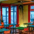 Haas & Popi Amsterdam IJburg strand restaurant