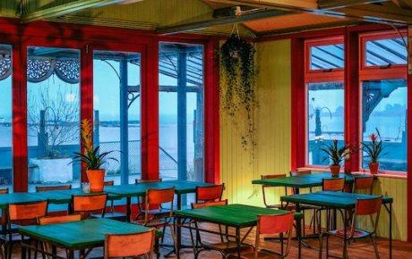 Haas & Popi nieuwe strandtent op IJburg in Amsterdam Oost
