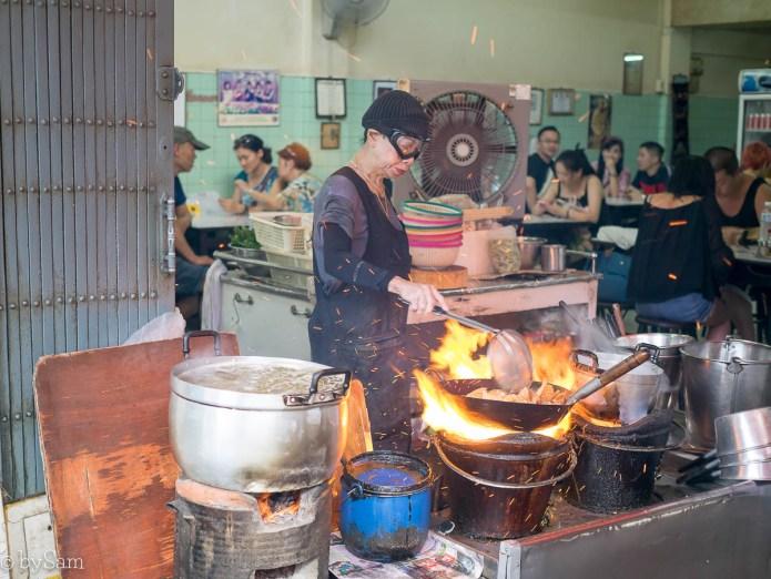 Jay Fai Bangkok Michelinster