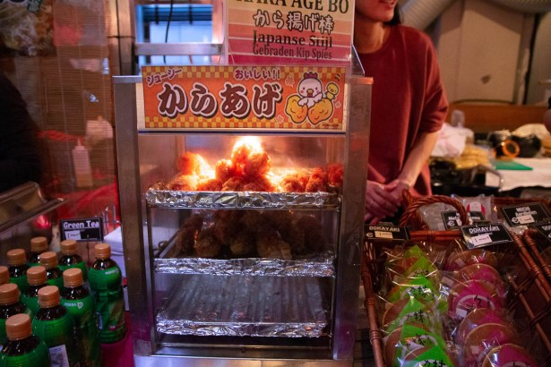 Japanse snacks Amsterdam Ramen Festival