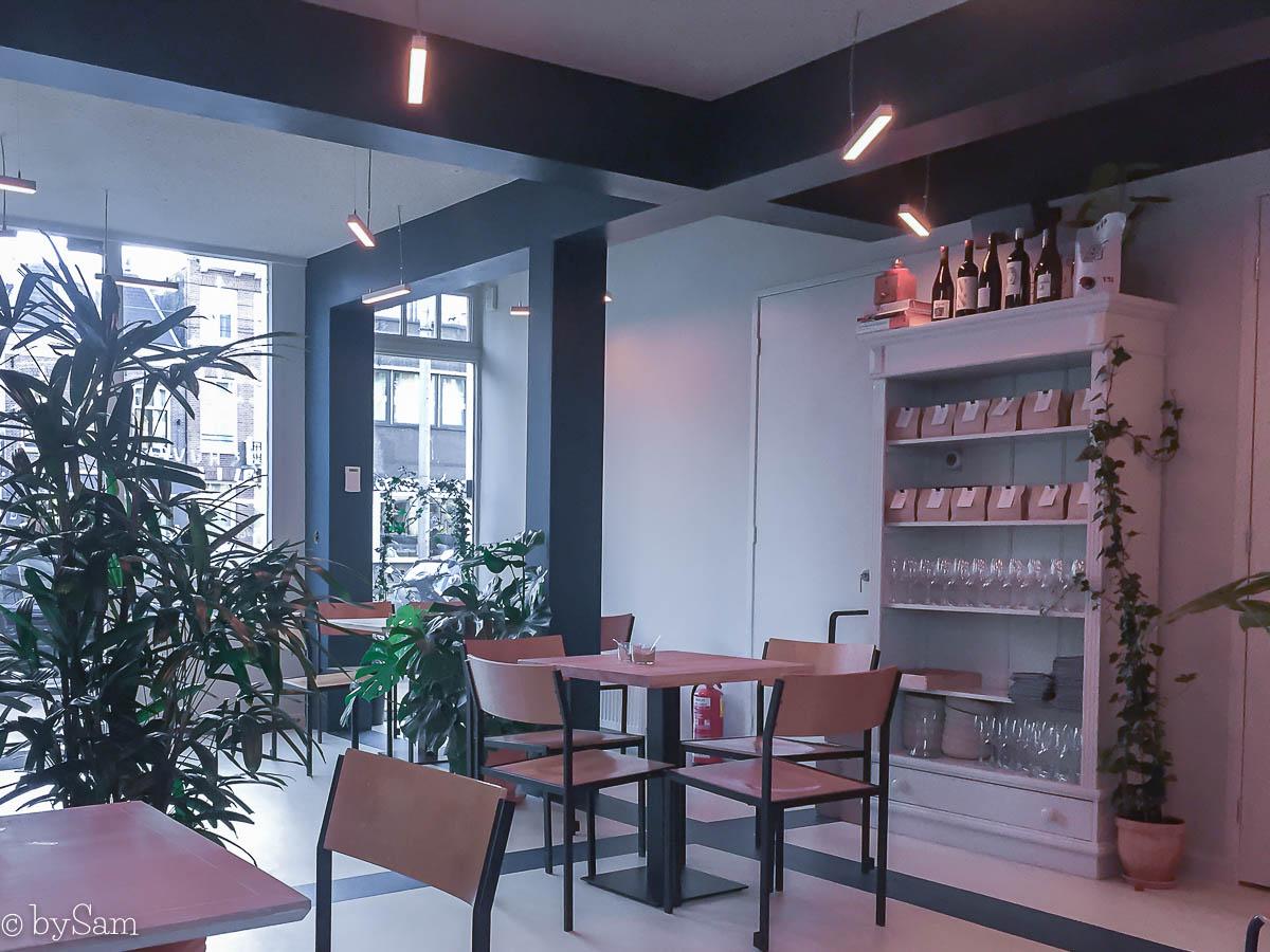 schuurmanoomensgrassotti coffee bar Amsterdam