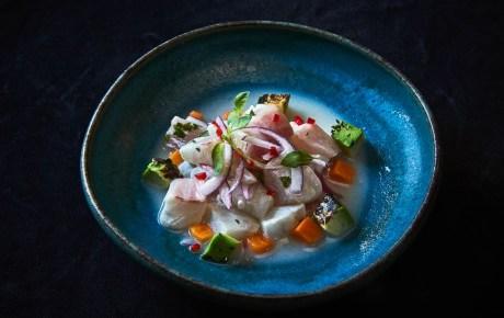 NAZKA high end Peruaans restaurant op de Van Woustraat