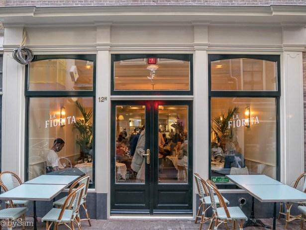 Italiaans restaurant in de Jordaan La Fiorita