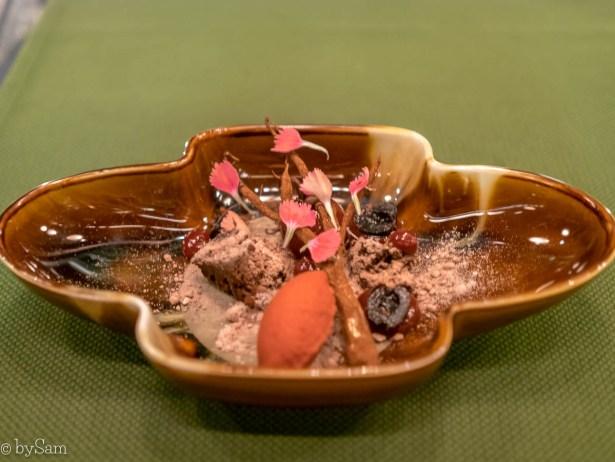 Taiko Amsterdam dessert