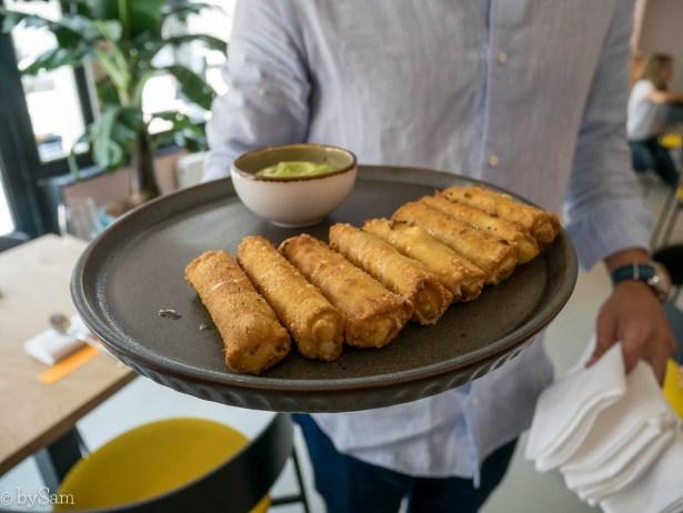 NAZKA Amsterdam Peruaans restaurant