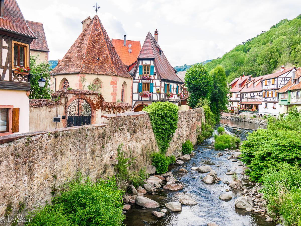 Weekendje weg vakantie Alsace Frankrijk Elzas