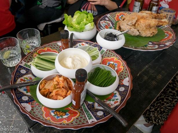 Bar restaurant Baohuis Amsterdam West