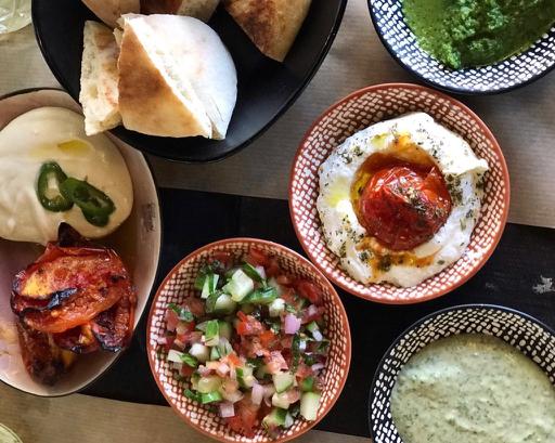 Ben Cohen Streetfood Amsterdam restaurant