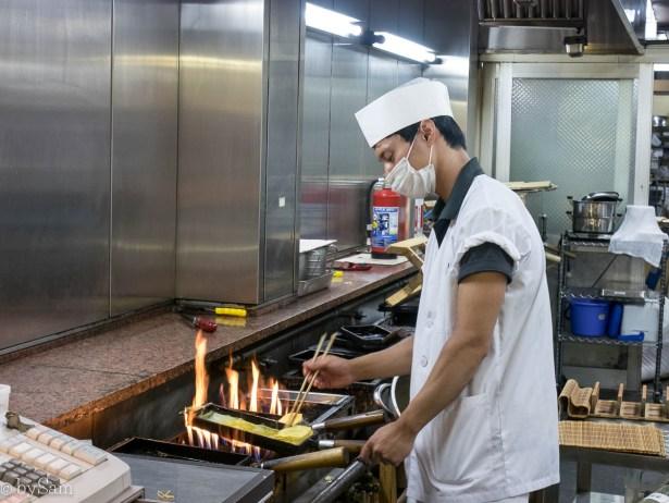 Nishiki Market food Kyoto Kioto chef koken