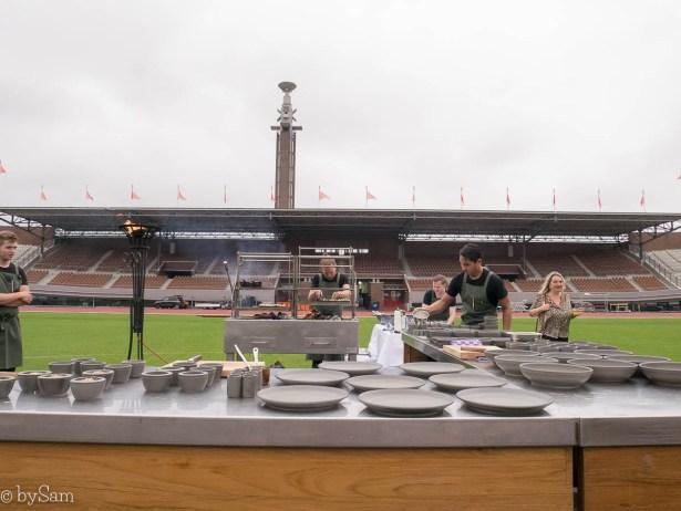 Restaurant Wils Amsterdam Zuid Stadionplein Joris Bijdendijk