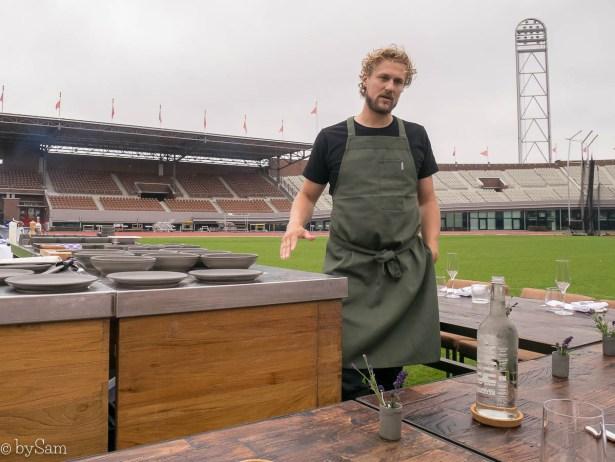 Michelinchef Joris Bijdendijk opent Restaurant Wils