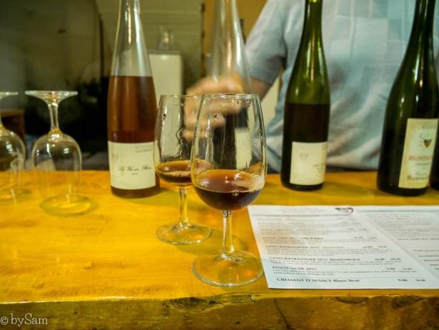 Laurent Bannwarth wijnboer Alsace