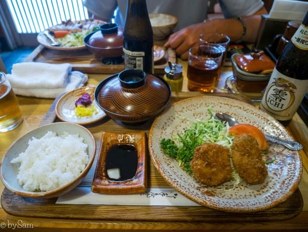 Tonkatsu Yamanaka lunch restaurant