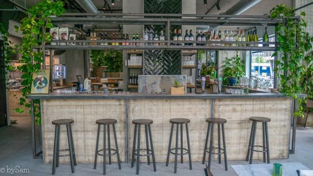 Bar restaurant Benji's Bro Amsterdam Maassluisstraat West
