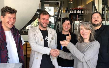 Mannen achter BAK Amsterdam openen Bar Bambino