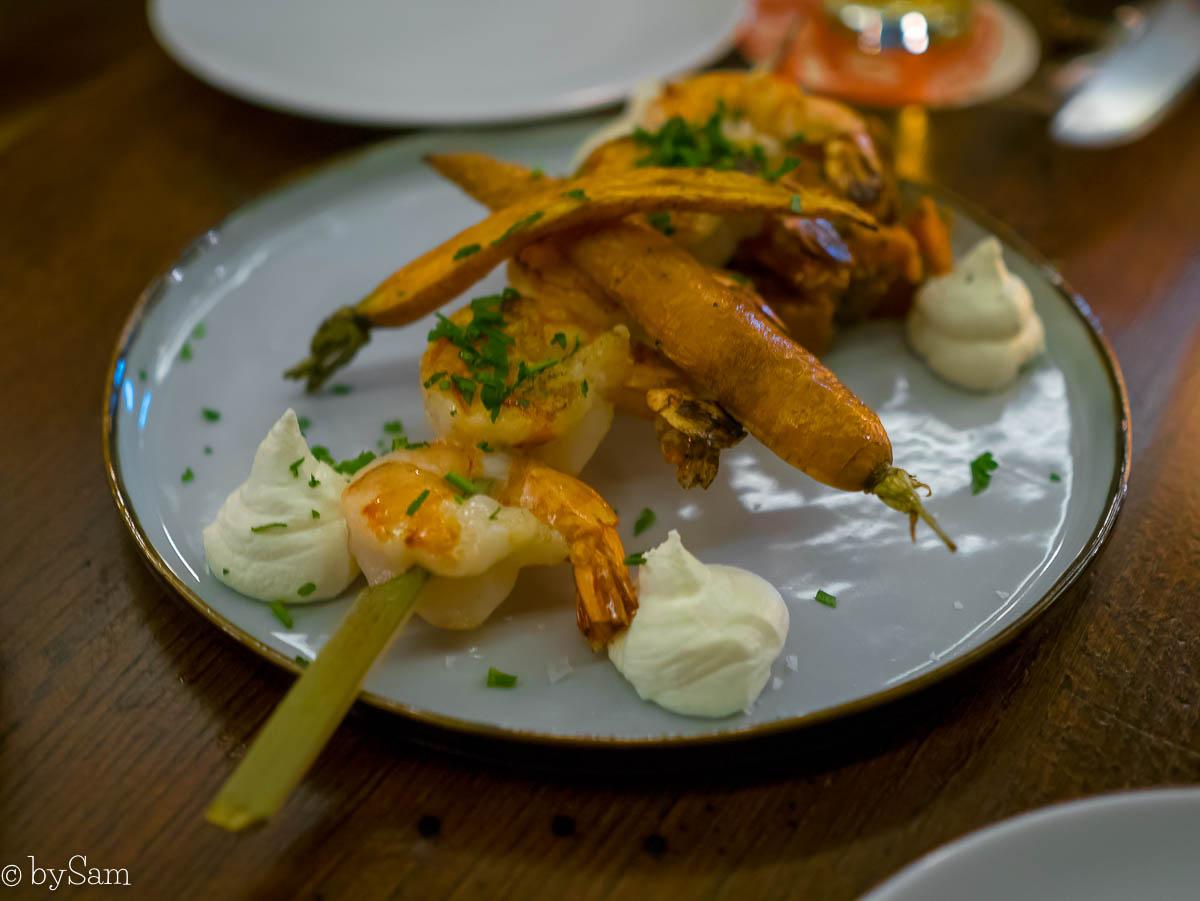 Israelisch restaurant Bardak Amsterdam