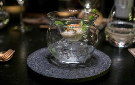 Dineren bij Graphite, het eerste geheime restaurant van Amsterdam, is spannend van begin tot einde