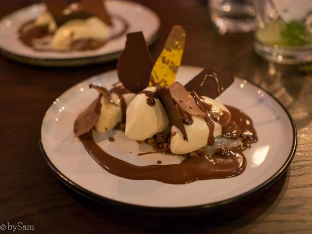 dessert Edel by Dennis restaurant Amsterdam