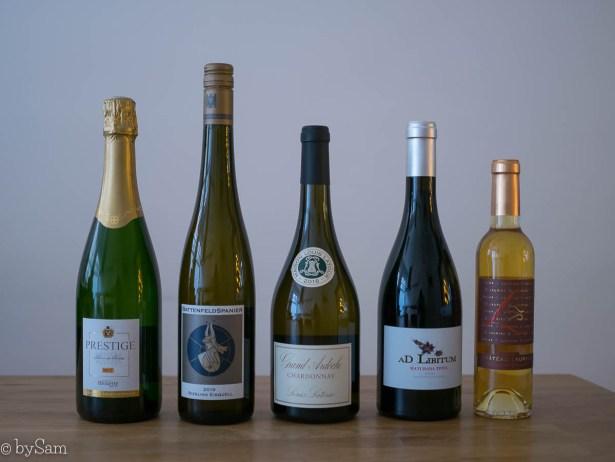 Wijnarrangement De Bruijn Wijnkopers Miele Reüniebox