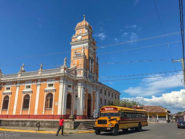 Granada reistips Nicaragua