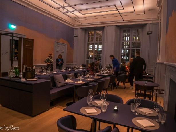 Restaurant Felix nieuw op de Keizersgracht