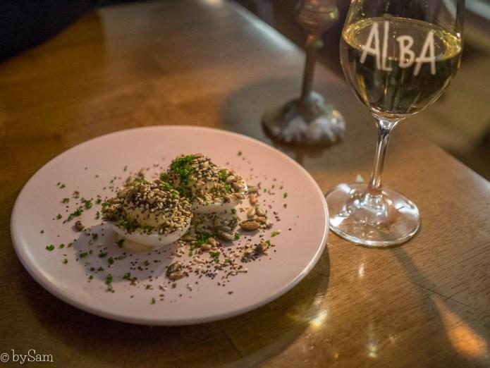 Restaurant Alba Amsterdam Oost