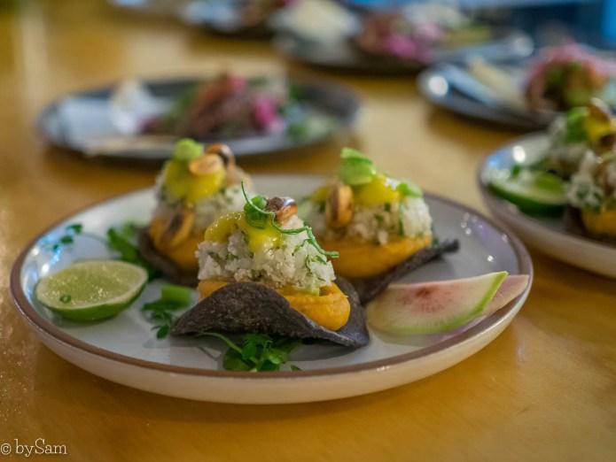 Mexicaans restaurant Bacalar Amsterdam Noord taco's