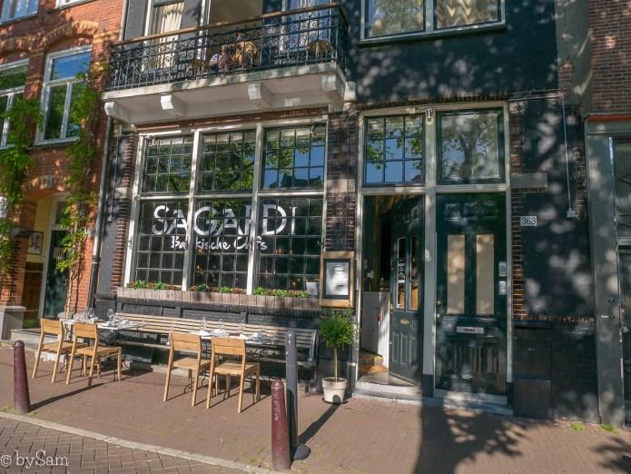 Sagardi Amsterdam Spaans restaurant