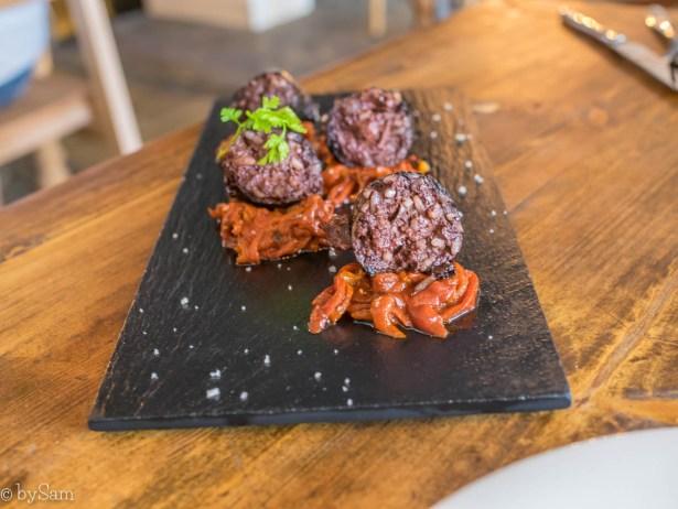 Sagardi Amsterdam restaurant Spuistraat Spaans pintxos