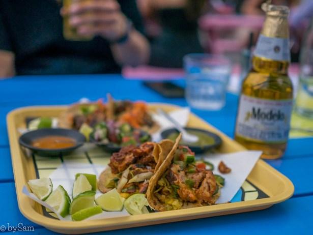 Mexicaans restaurant Local Dealer Amsterdam Oost Dapperplein