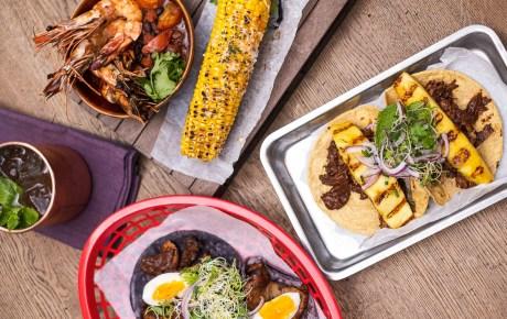 Bij deze nieuwe hotspot eet je streetfood uit de hele wereld