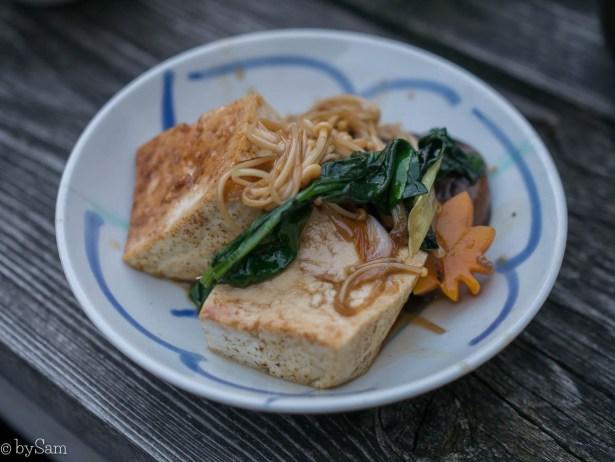 Tofu groenten