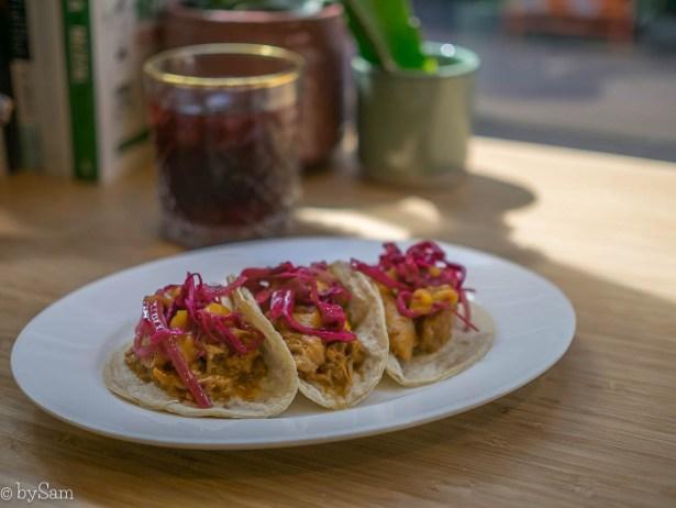 Mexicaans restaurant Rosario Amsterdam cochinita pibil